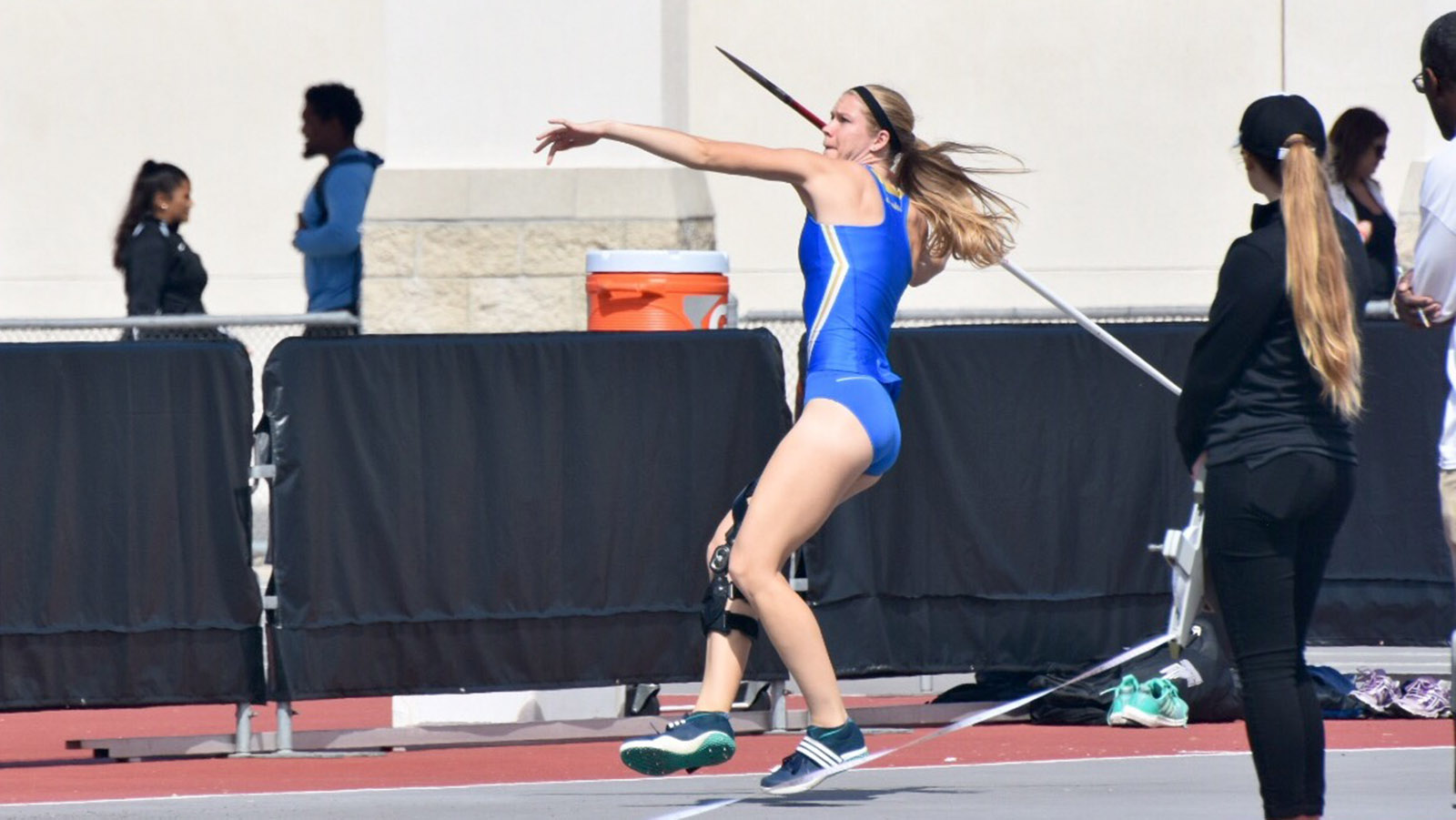 UCLA Wins Two Events Friday at Aztec Invite UCLABruinscom UCLA