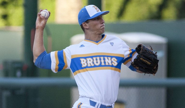 online store 2c8e2 4ebf5 UCLA Baseball Scores 7-2 Victory over Stanford in Series ...