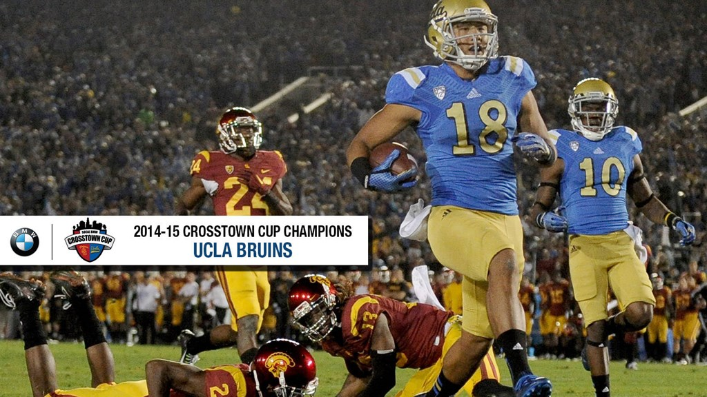 Ucla Clinches Socal Bmw Crosstown Cup Compeion