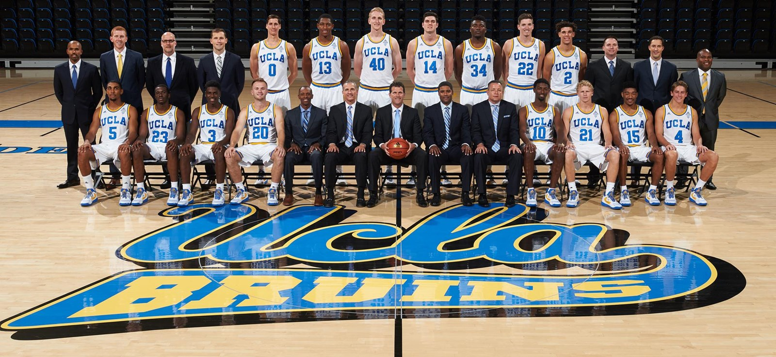 2016-17 Men s Basketball Roster - UCLA a0b8cf01a