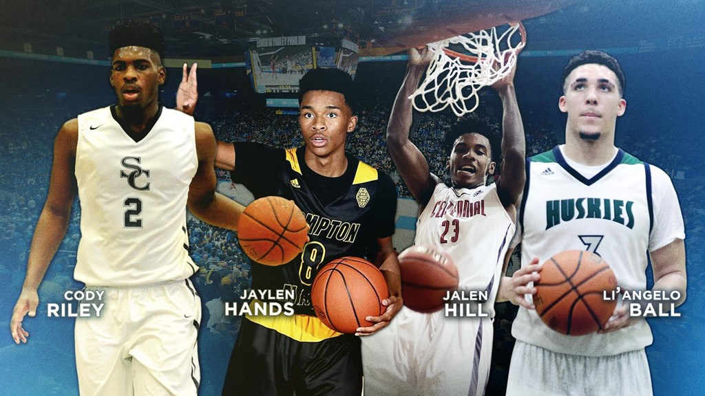79673724d5c UCLA Basketball Signs Four SoCal Standouts - UCLA