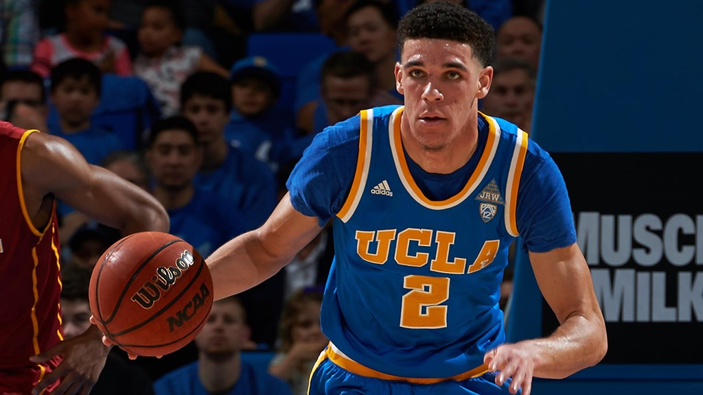 Ball Named One Of Five Wooden Award Finalists Ucla