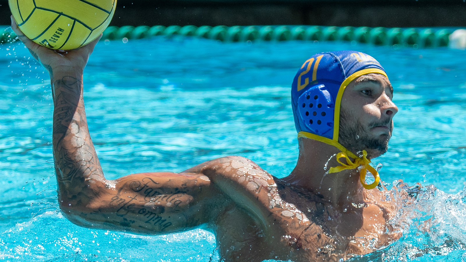 45ac13d8fd2 Seniors Out In Style with Upset of No. 2 Stanford - UCLA