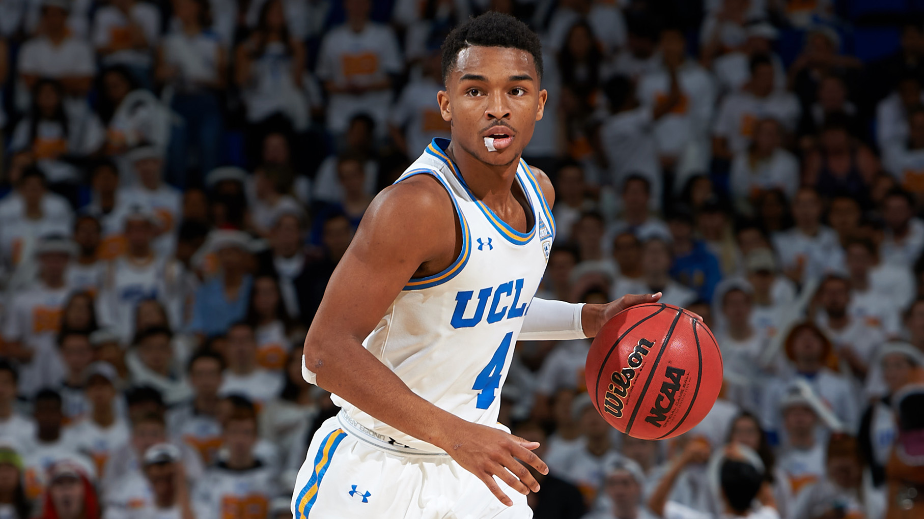 sports shoes 207e9 c934a UCLA Basketball to Face Belmont on Saturday - UCLA