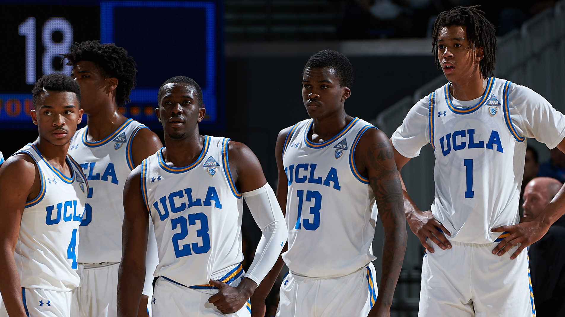 buy online 9c337 2cc8b UCLA Prepares to Host Notre Dame on Saturday - UCLA