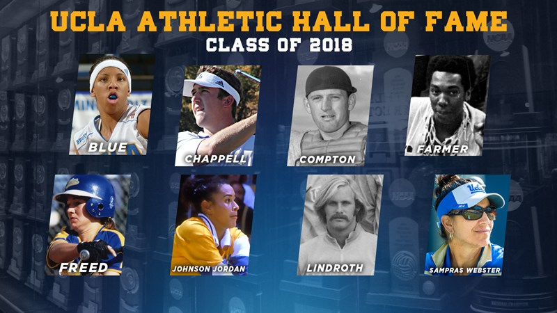 2018 UCLA Athletic Hall of Fame Class Announced - UCLA