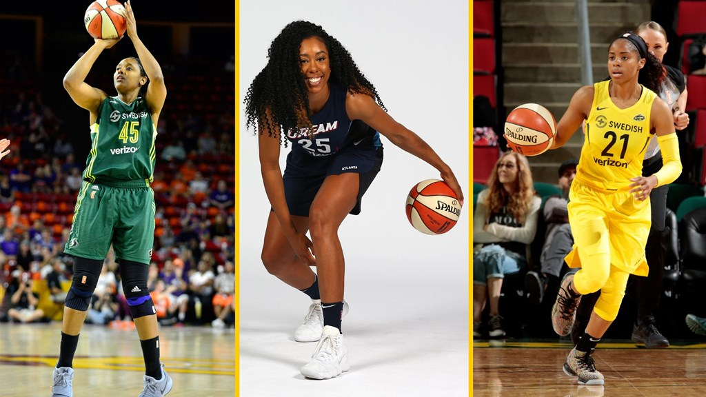 Update: UCLA Bruins in the WNBA - UCLA