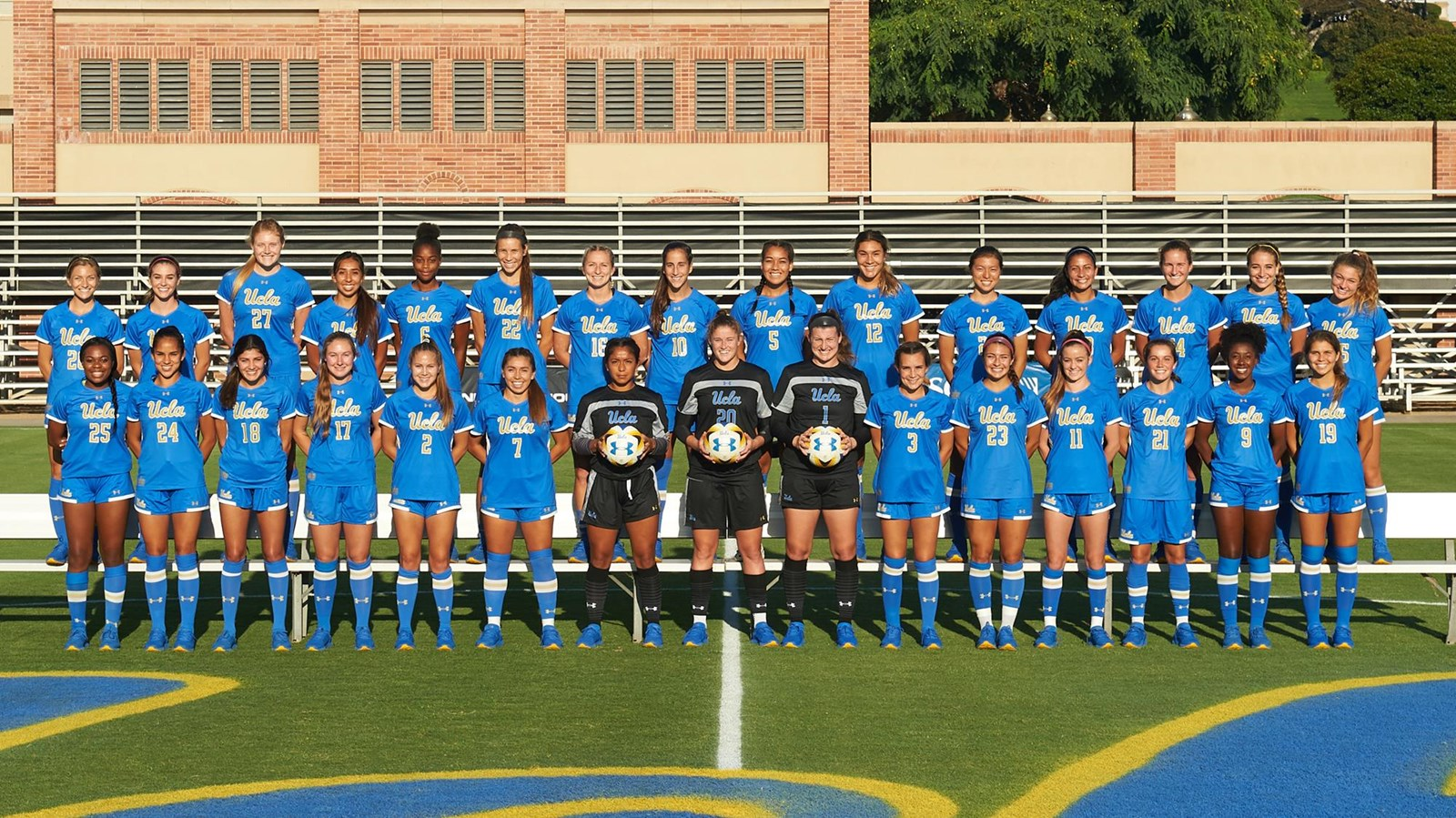 894572cd9ea 2018 Women's Soccer Roster - UCLA