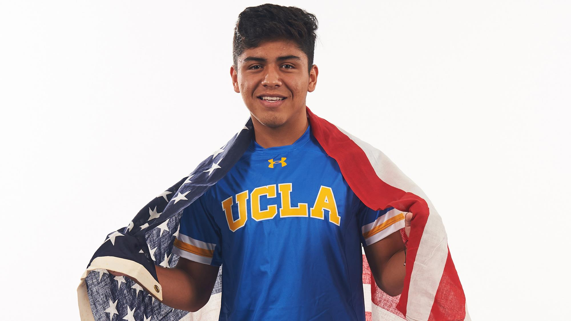ce762da4620 Amaya Called Up to U-20 Men's National Team - UCLA