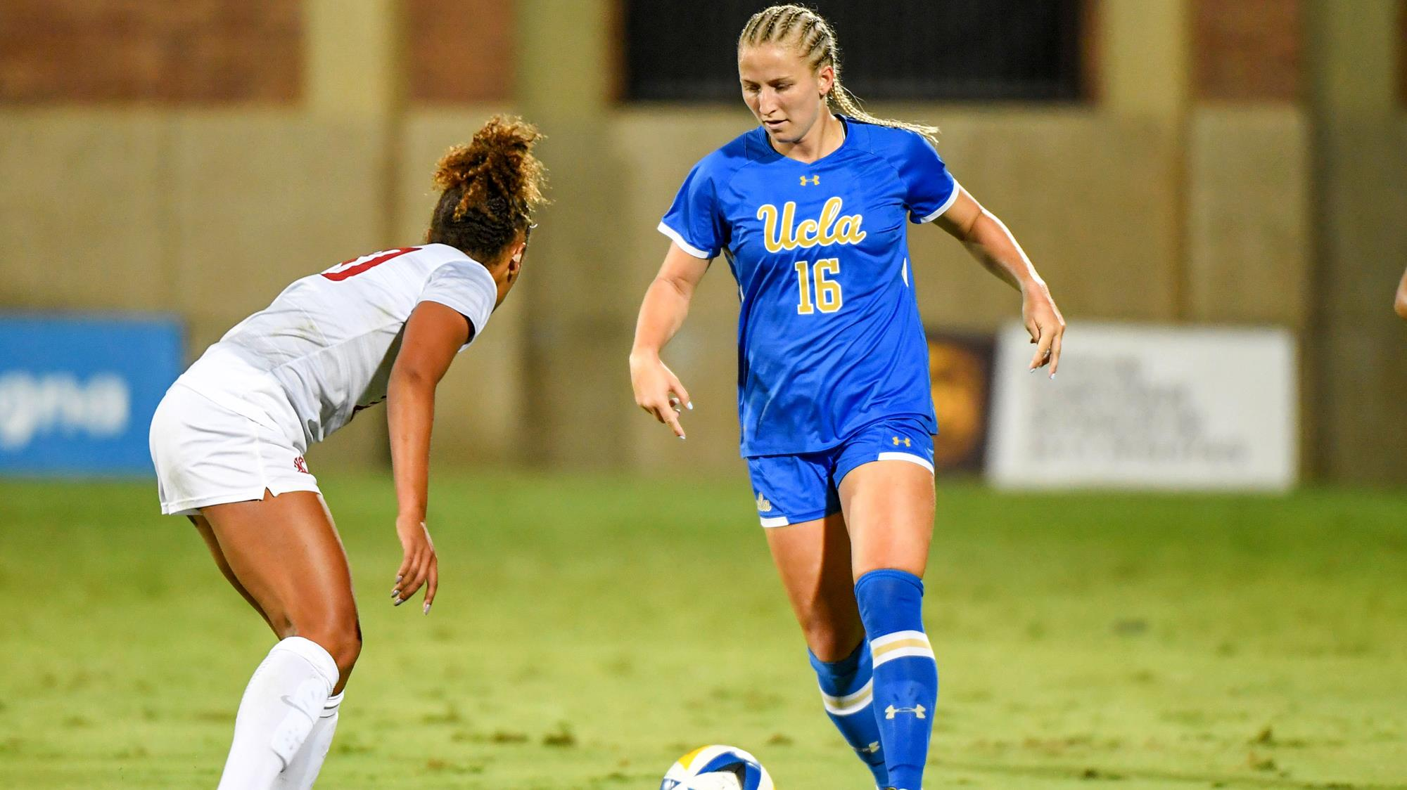 Mace Selected by Sky Blue FC as No  2 Overall Pick - UCLA