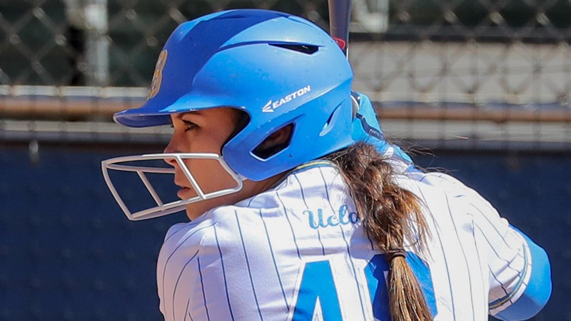 No  1 Bruins Sweep Opening Day Doubleheader - UCLA