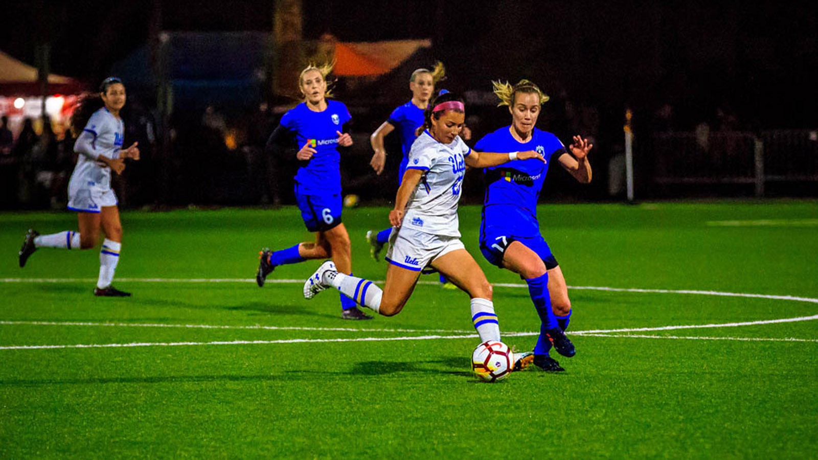 ef2a41ff3 UCLA-Reign FC Match Highlights Spring Schedule - UCLA