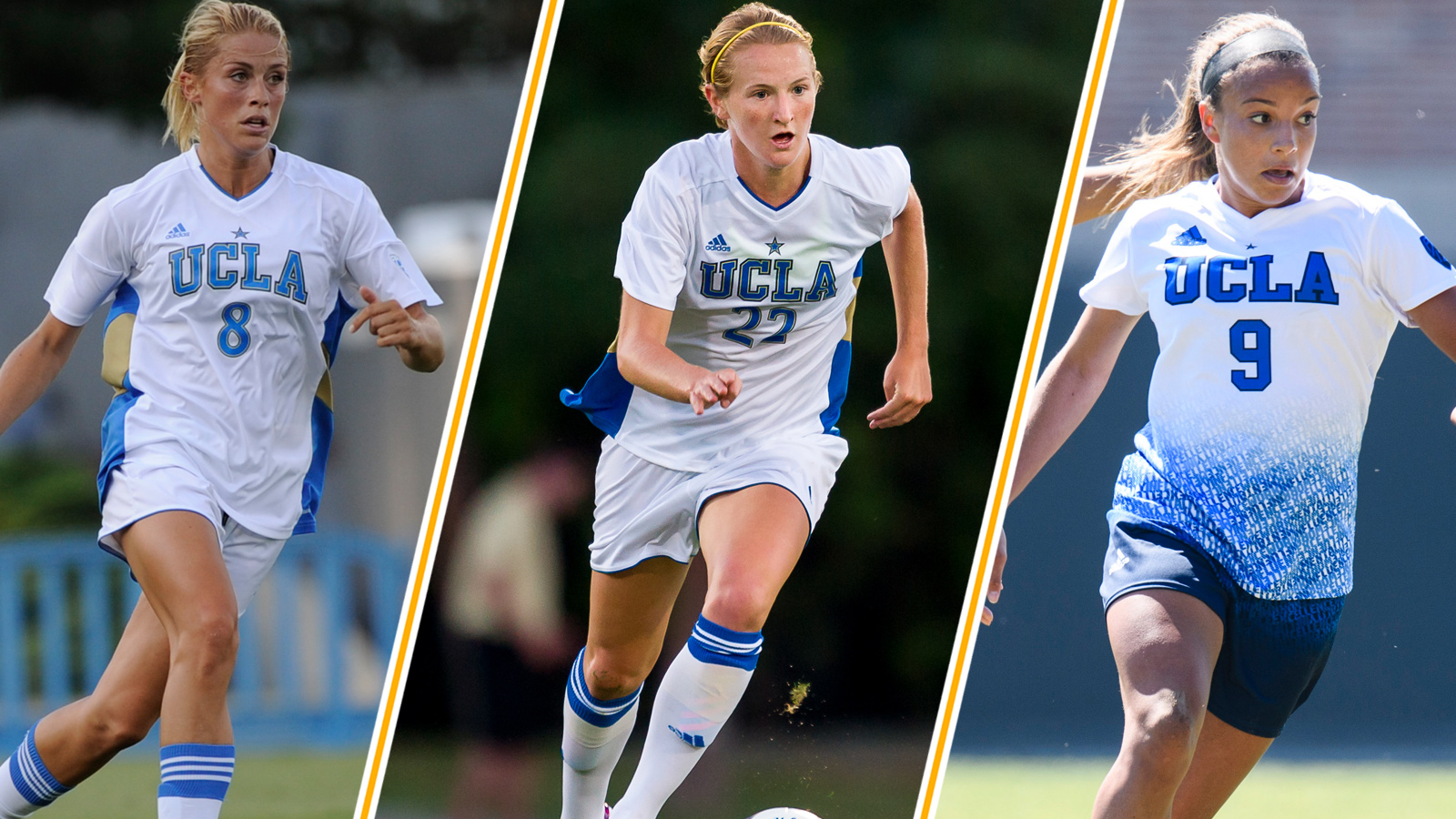 bfe919580 Bruin Trio Selected to U.S. Women s World Cup Team - UCLA