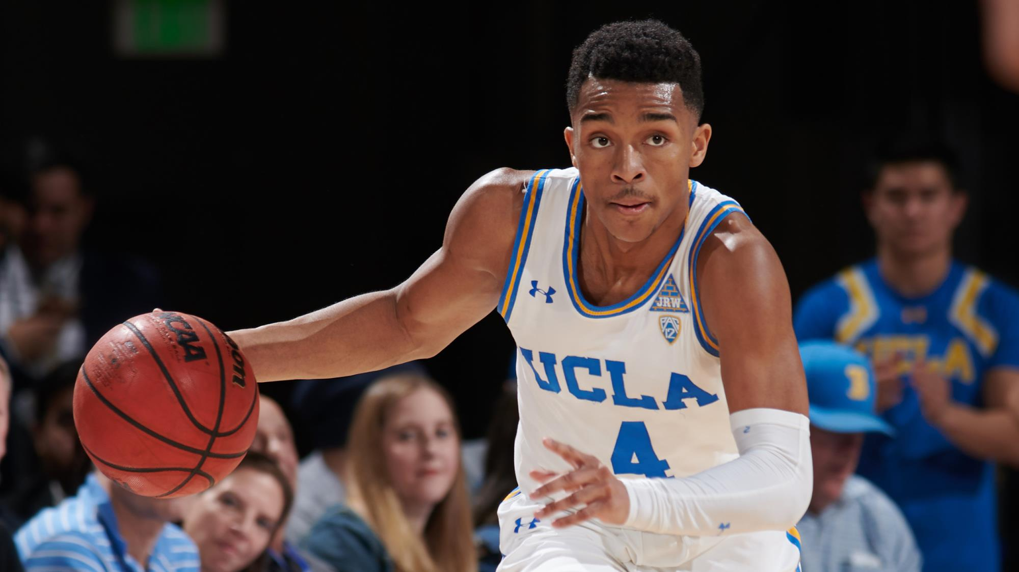 promo code 47e27 85dff UCLA's Jaylen Hands Selected in 2019 NBA Draft - UCLA