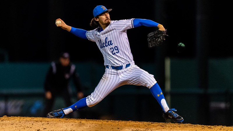 Baseball Heads to Texas for Frisco College Classic - UCLA